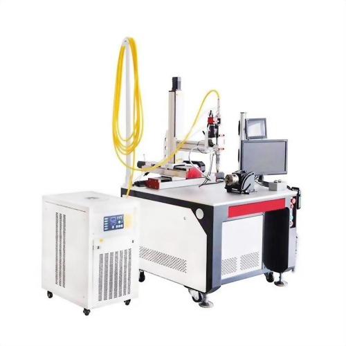 四軸自動雷射焊接工作台