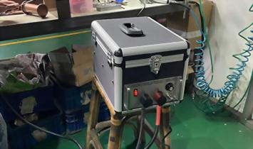 模具設備冷焊機焊補   沖壓模具廠實例