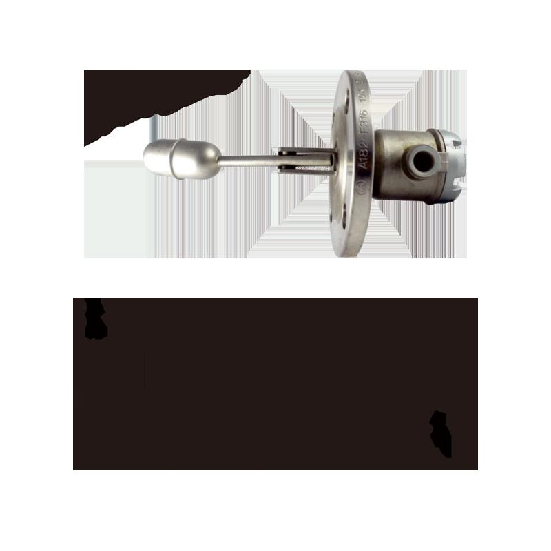 側裝式浮球液位計