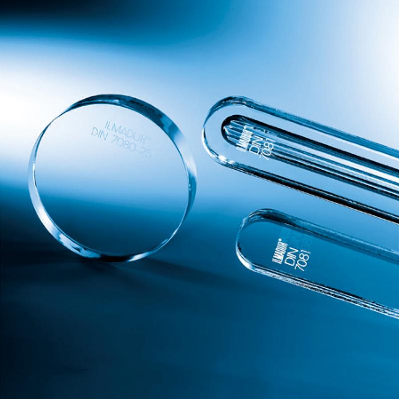 液位計專用視窗強化耐熱玻璃(雲母片)