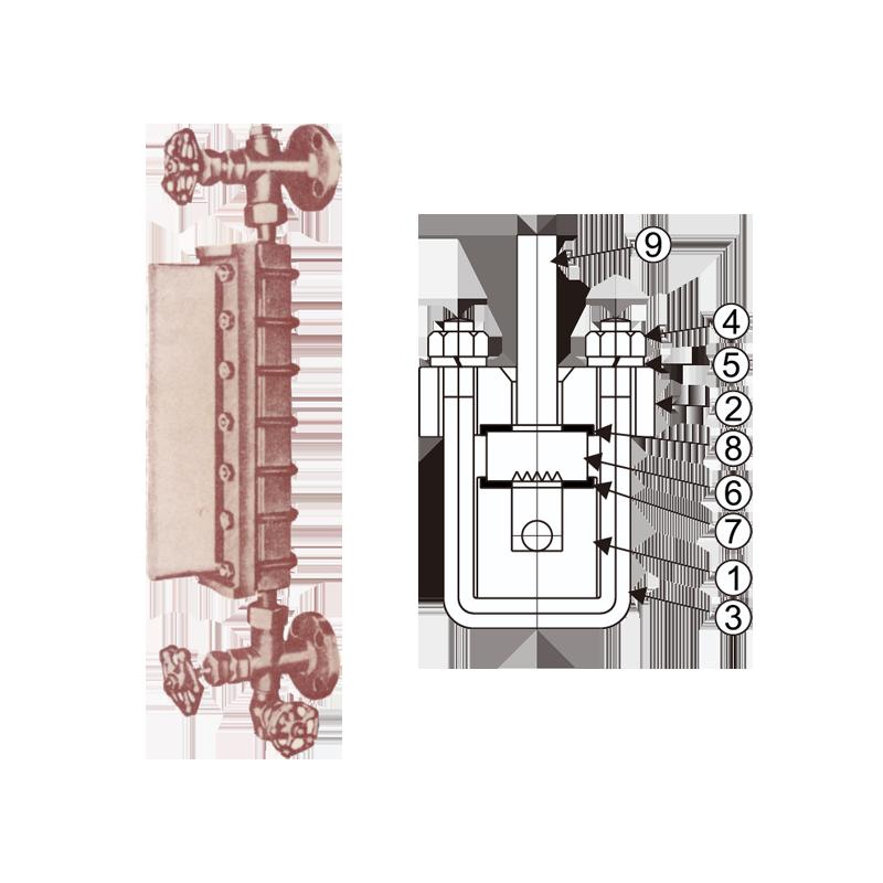 反射式.穿透式液位計
