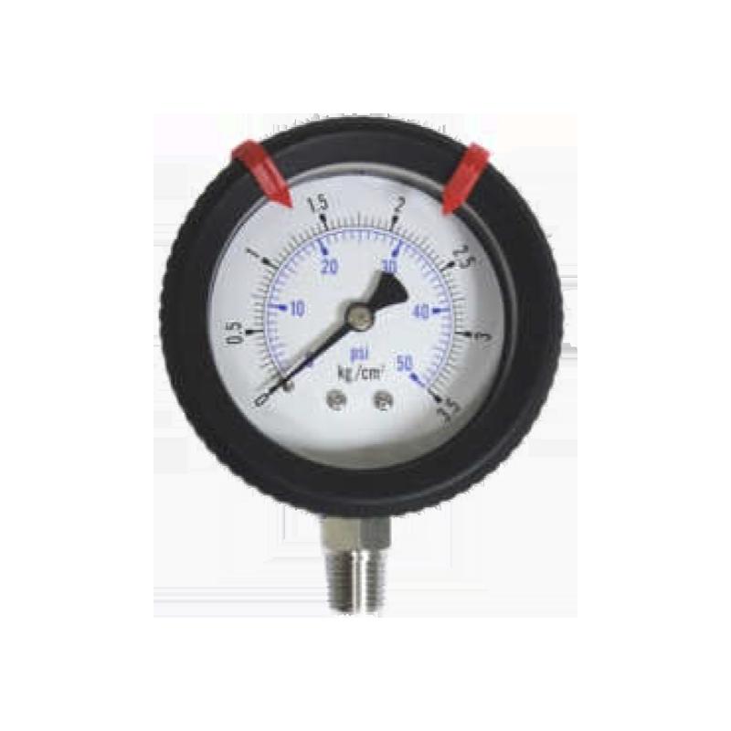 塑膠殼壓力錶、工業用壓力錶供應商 - 昌揚科技有限公司