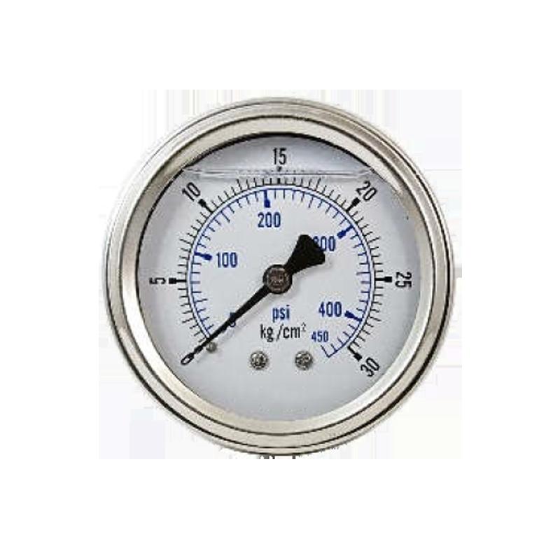 半不銹鋼密閉殼壓力錶