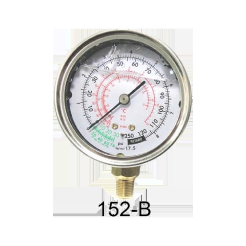 冷媒壓力錶