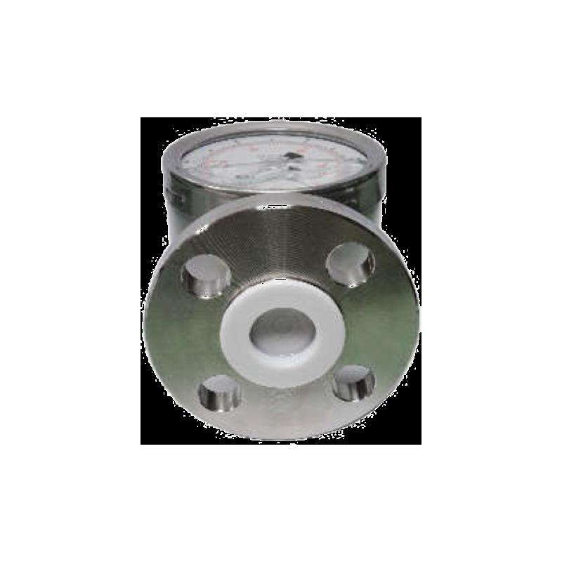法蘭型隔膜式壓力錶 單法蘭型、工業用壓力錶供應商 - 昌揚科技有限公司