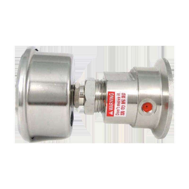 衛生級隔膜式壓力計 夾接型