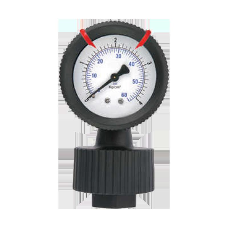 一體型 PP 隔膜壓力錶、工業用壓力錶供應商 - 昌揚科技有限公司