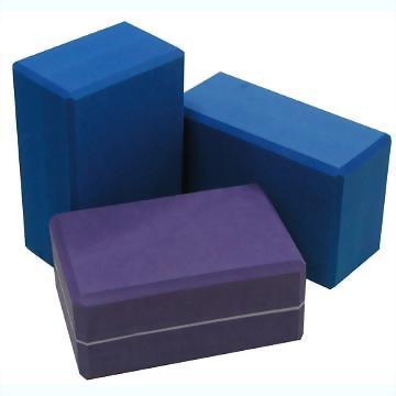High Density Yoga Block 2 Pcs High Density EVA Foam Yoga Brick Blocks for Yoga/Pilates