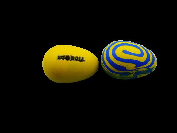 Peanut Massage Ball Rubber Back Massage Ball Trigger Point Lacrosse Ball