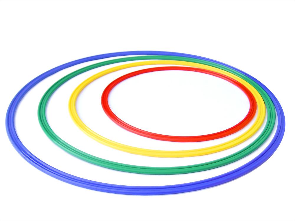 Flat Hula Hoop