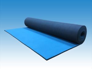 Nature Rubber Yoga Mat (Eco-Friendly)