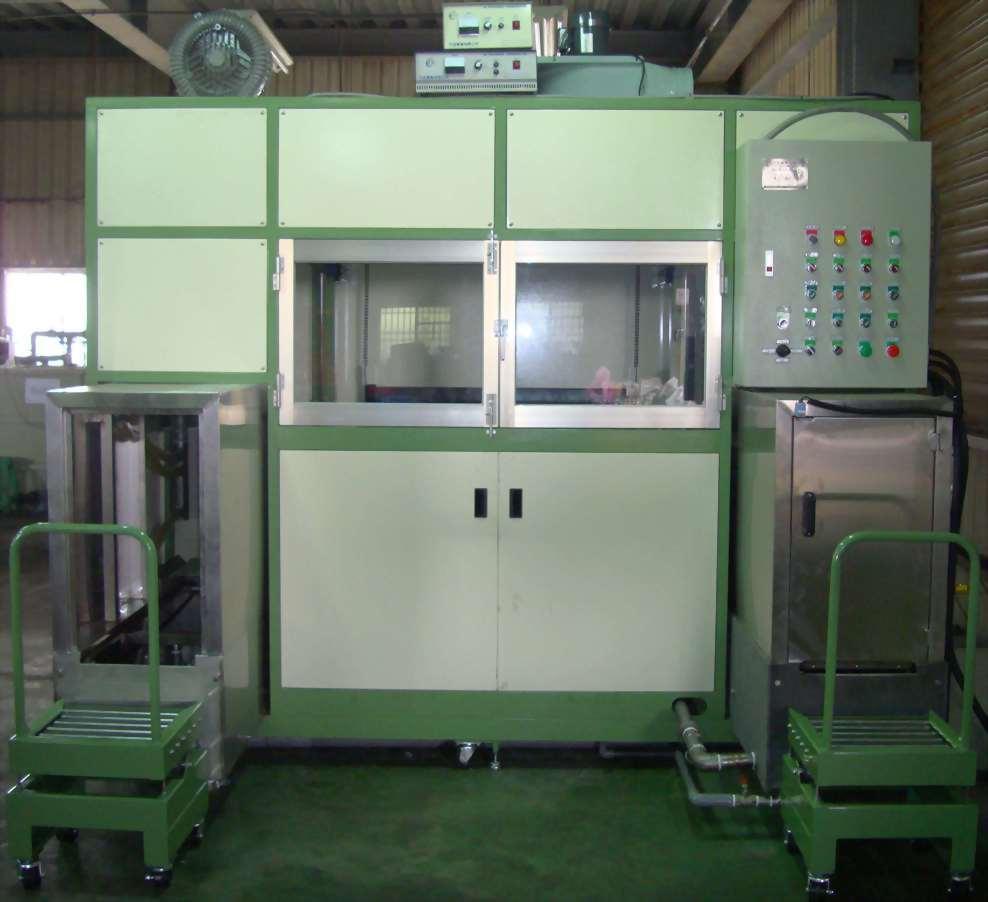 同步多軸式多功能清洗機,多功能清洗機,工業清洗設備