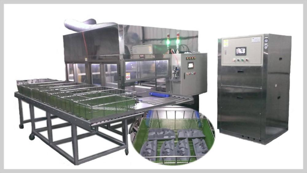 水洗式自動搬運超音波清洗機,超音波清洗機,工業清洗設備
