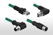 GT - Ethernet圓形連接器