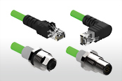 GT - Profinet圓形連接器