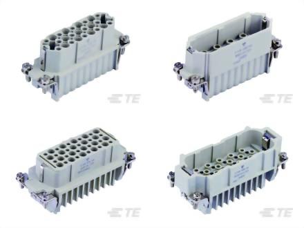 HD/HDD系列連接器
