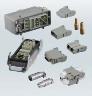 HMN模組系列連接器