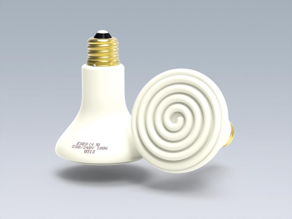 ESES 燈頭形加熱器
