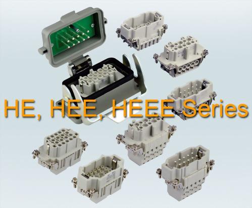 2016 HE, HEE, HEEE 系列連接器