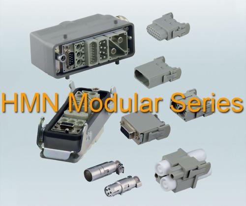 2016 HMN 系列連接器