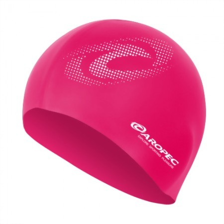 Adult Silicone Volume Swim Cap CAP-GR1