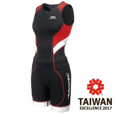 Triathlon Compression Lycra Suit, Lady SS-3T-209W