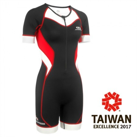 Triathlon Compression Lycra Suit, Lady SS-3T-309W