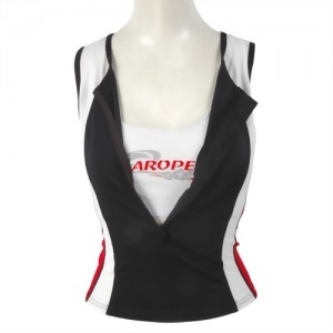 2PC Triathlon Lycra Suit For Lady