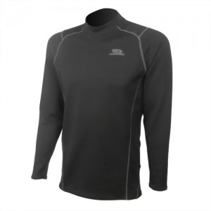 Quick-dry Thermal Long Sleeve Top For Man