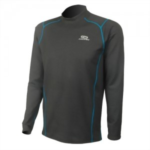 Printed Quicked-dry Thermal Long Sleeve Top For Man