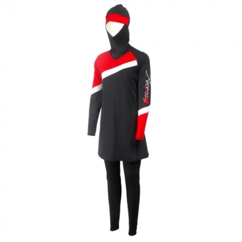 Islamic Swimsuit SWS-203BW