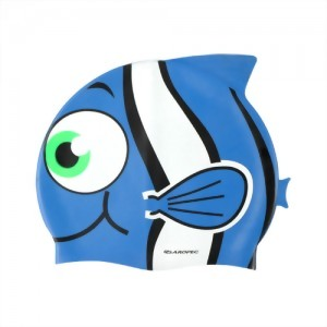 Child Silicone volume swim cap CAP-YA2-C