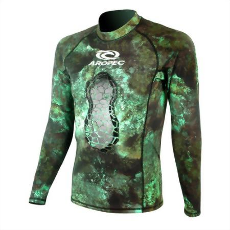 1mm N/L Spearfish Long Sleeve Rash Guard
