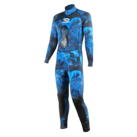 2mm Camo MB Spearfish Fullsuit