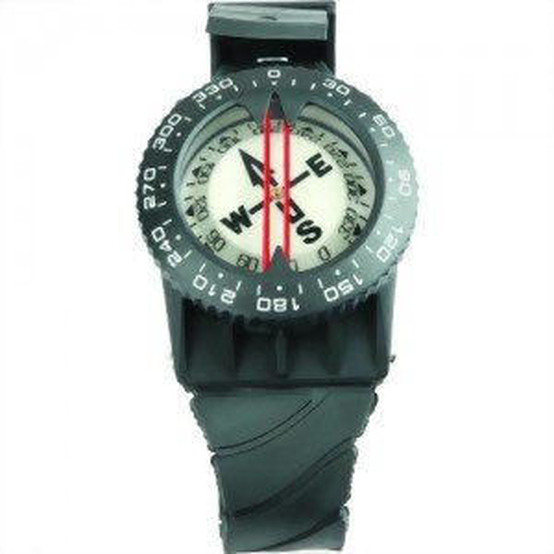 Compass (Wrist Mount + Hose Clamp)