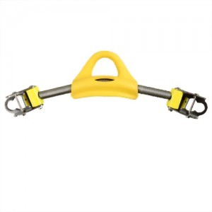 Spring Fin Strap with Intergrated Stainless Steel Clip
