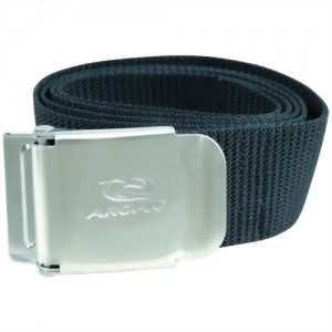 Stainless Steel Buckle with 1.5Y Webbing