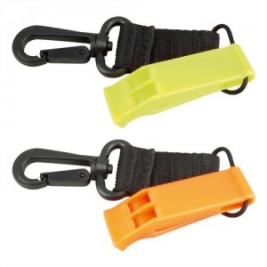 Safety Whistle with Clip