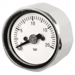 Mini Gauge For Low Pressure (Up To 20 Bar)
