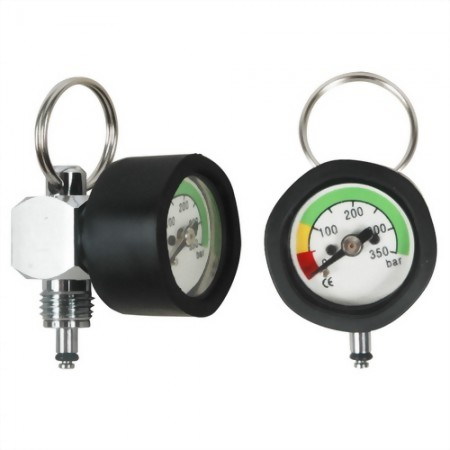 Mini Gauge For High Pressure (Up To 350 Bar)