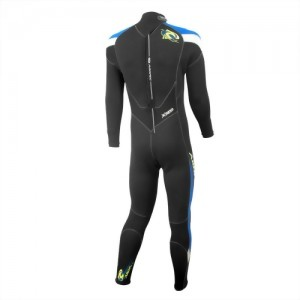 3mm Finemesh/Super-Stretch Fullsuit for Man