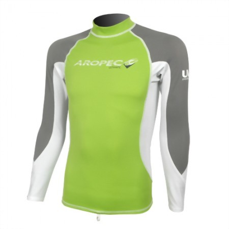 Lycra Long Sleeve Rash Guard for Man SS-5K66M