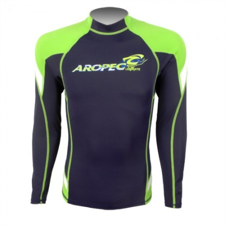 Lycra Long Sleeve Rash Guard for Man SS-5K68M