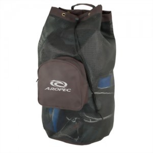 Durable Mesh Dive Gear Backpack