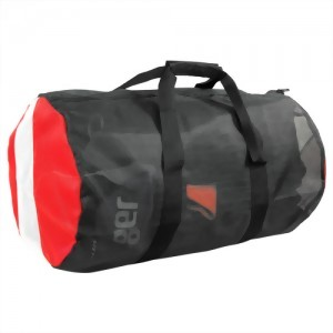 All PVC Mesh Duffle Bag