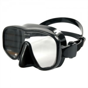 Single Lens Frameless Mask M1-HF03FB