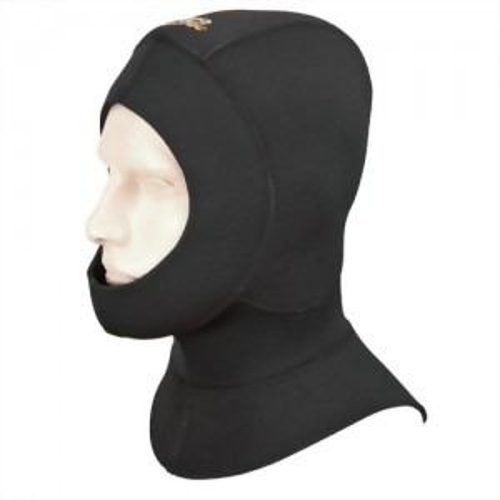 3mm Nylon/Super-Stretch Neoprene dive hood