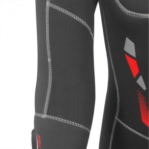 5mm Nylon/Super-Stretchy Semi-dry Fullsuit for Man
