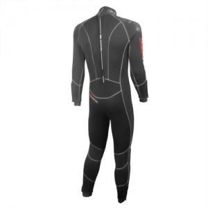 7/5mm Nylon/Super-Stretch 2PC wetsuit for Man