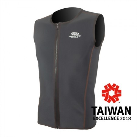 AquaThermal Zipper Vest